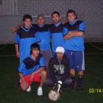 equipos de futbol 5 cancha wilson las parejas  171