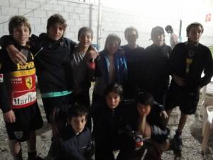 equipos de futbol 5 cancha wilson las_parejas