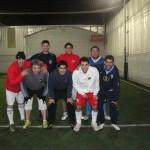 equipos futbol 5 cancha wilson las parejas